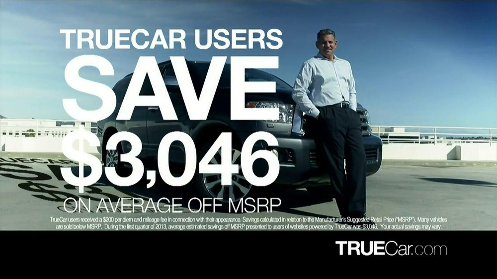 truecar tv commercial 39 how much can you save 39. Black Bedroom Furniture Sets. Home Design Ideas