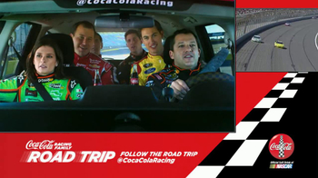 Coca-Cola TV Spot, 'Racing Family Road Trip' - 14 commercial airings