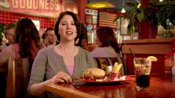 Red Robin Bottomless Steak Fries TV Spot, 'Booyah' - Thumbnail 1