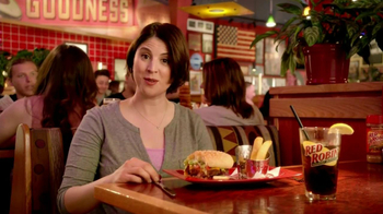 Red Robin Bottomless Steak Fries TV Spot, 'Booyah' - 6527 commercial airings