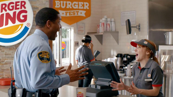 Burger King TV Spot, 'BurgerFest: Word Association'