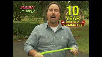 Pocket Hose TV Spot Featuring Richard Karn - Thumbnail 5
