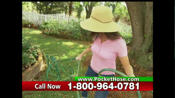 Pocket Hose TV Spot Featuring Richard Karn - Thumbnail 7