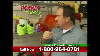 Pocket Hose TV Spot Featuring Richard Karn - Thumbnail 9