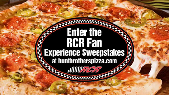 Hunt Brothers Pizza TV Commercial, 'RCR Fan Experience