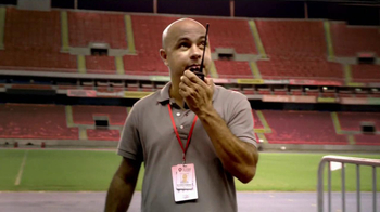 Shell TV Spot, 'Mix of Energies: Stadium'