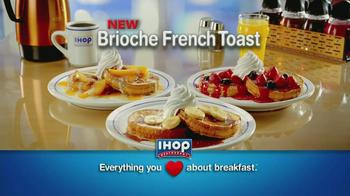 IHOP Brioche French Toast TV Spot, 'Vegas'