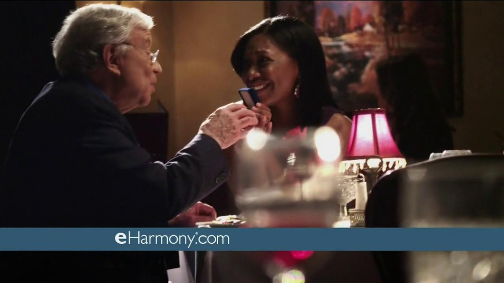 Eharmony speed dating commercial