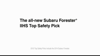Subaru Forester TV Spot, 'Grew Up in the Backseat' - Thumbnail 10
