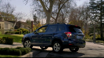 Subaru Forester TV Spot, 'Grew Up in the Backseat' - Thumbnail 9