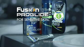 Gillette Fusion ProGlide TV Spot, 'Boxing' - Thumbnail 10