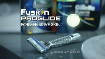 Gillette Fusion ProGlide TV Spot, 'Boxing' - Thumbnail 9