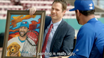 MLB 13: The Show TV Spot Featuring Jose Bautista - 6 commercial airings