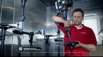 Troy Bilt 4-Cycle String Trimmers TV Spot, 'The Moment'