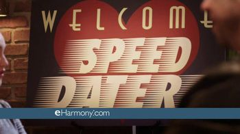 eHarmony TV Spot, 'Speed Dating' - 16484 commercial airings
