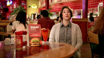 Red Robin TV Spot, 'Zagat #1 Burger' - Thumbnail 2