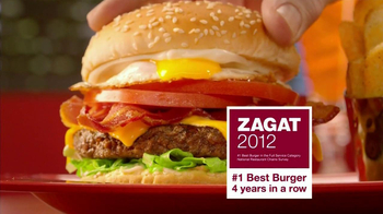 Red Robin TV Spot, 'Zagat #1 Burger' - Thumbnail 4