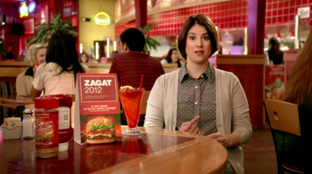Red Robin TV Spot, 'Zagat #1 Burger' - Thumbnail 6