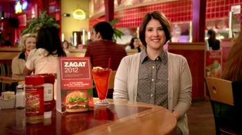 Red Robin TV Spot, 'Zagat #1 Burger' - Thumbnail 7