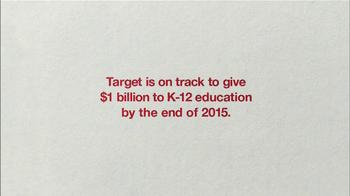 Target TV Spot, 'Scholarships' - Thumbnail 10