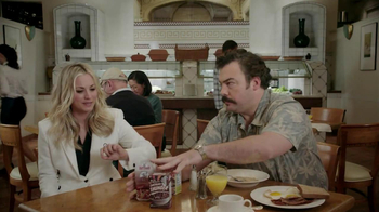 Priceline.com TV Spot, 'Free Breakfast' Featuring Kaley Cuoco