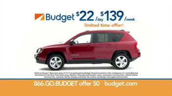 Budget Rent a Car TV Spot, 'Top Secret' Feat. Wendie Malick - Thumbnail 10