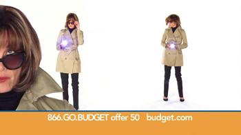 Budget Rent a Car TV Spot, 'Top Secret' Feat. Wendie Malick - Thumbnail 2