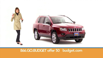 Budget Rent a Car TV Spot, 'Top Secret' Feat. Wendie Malick - Thumbnail 5