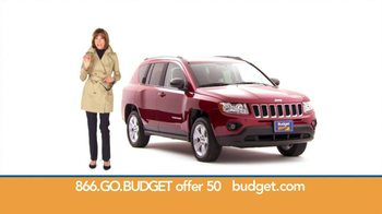 Budget Rent a Car TV Spot, 'Top Secret' Feat. Wendie Malick - Thumbnail 6