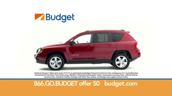 Budget Rent a Car TV Spot, 'Top Secret' Feat. Wendie Malick - Thumbnail 9