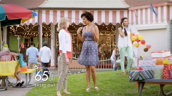 Burlington Coat Factory TV Spot, 'Picnic' - Thumbnail 4