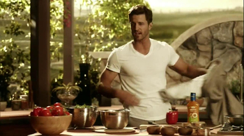 Kraft Zesty Italian Anything Dressing TV Spot, 'Burning Shirt' - Thumbnail 2