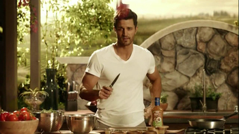 Kraft Zesty Italian Anything Dressing TV Spot, 'Burning Shirt' - Thumbnail 5