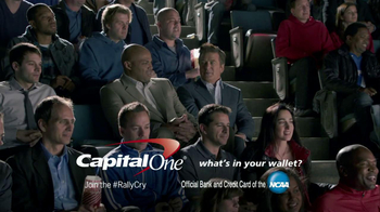Capital One Venture TV Spot, 'Bocce Ball' Ft. Alec Baldwin, Charles Barkley - Thumbnail 10