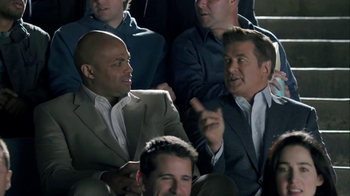 Capital One Venture TV Spot, 'Bocce Ball' Ft. Alec Baldwin, Charles Barkley - Thumbnail 7