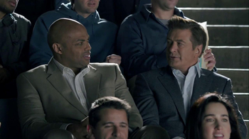 Capital One Venture TV Spot, 'Bocce Ball' Ft. Alec Baldwin, Charles Barkley - Thumbnail 9