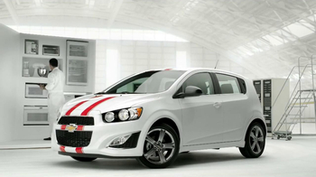 Chevrolet Sonic with Siri TV Spot, 'Buttons' - Thumbnail 9