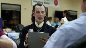 GEICO TV Spot, 'Dracula at a Blood Drive' - Thumbnail 3