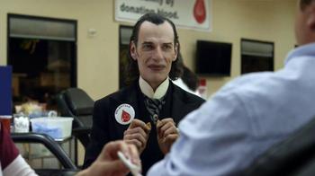 GEICO TV Spot, 'Dracula at a Blood Drive' - Thumbnail 4