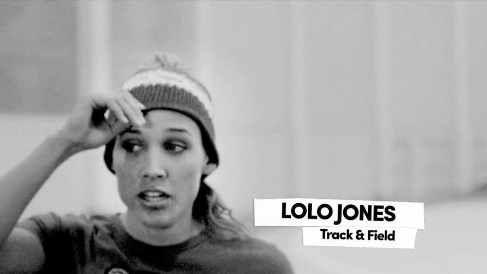 "Degree Deodorant TV Commercial, 'Do More' Featuring Lori ""Lolo"" Jones"