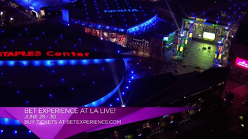 AEG Live TV Spot, '2013 BET Experience at L.A. Live: STAPLES Center'