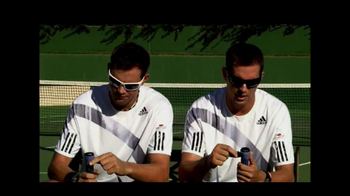 Tourna Grip TV Spot Featuring Bob and Mike Bryan - Thumbnail 2