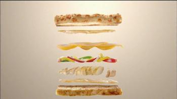 Quiznos Chicken Fajita TV Spot, 'How Do You Know?'