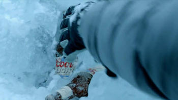 Coors Light TV Spot, 'Avalanche' Featuring Jason Aldean - Thumbnail 2
