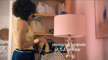 TJ Maxx TV Spot, 'Handbag Habit' - Thumbnail 9