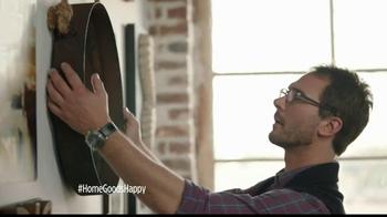 HomeGoods Industrial Mirror TV Spot, 'Wall'