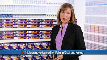 PoliGrip for Partials TV Spot, 'MediFacts: Seal and Protect'