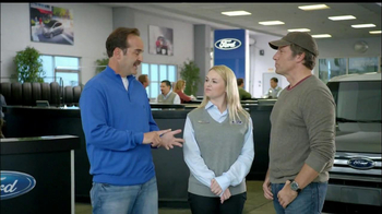 Ford Service TV Spot, 'Confidence' Featuring Mike Rowe - 685 commercial airings
