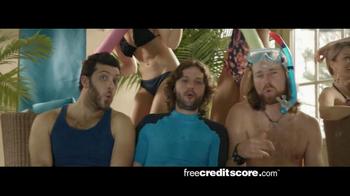 FreeCreditScore.com TV Spot, 'Pool Party' - Thumbnail 1