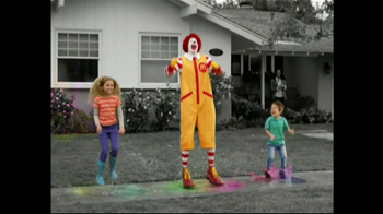 McDonald's Happy Meal TV Spot, 'Rainy Day' - 2959 commercial airings